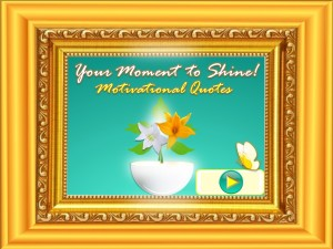 Your Moment to Shine - Image for Website (To Replace the Thumbnail) - With Click To Play Button